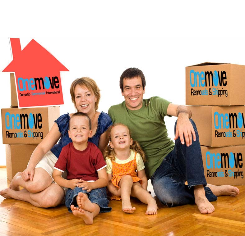 onemovehouseremovals.co.uk - House Removals