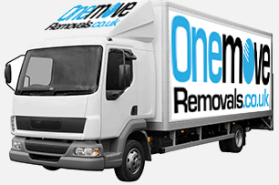 Onemove House Removals 7.5 Tonne Truck with Tail Lift