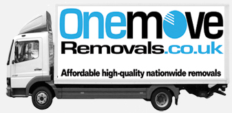 Onemove House Removals truck